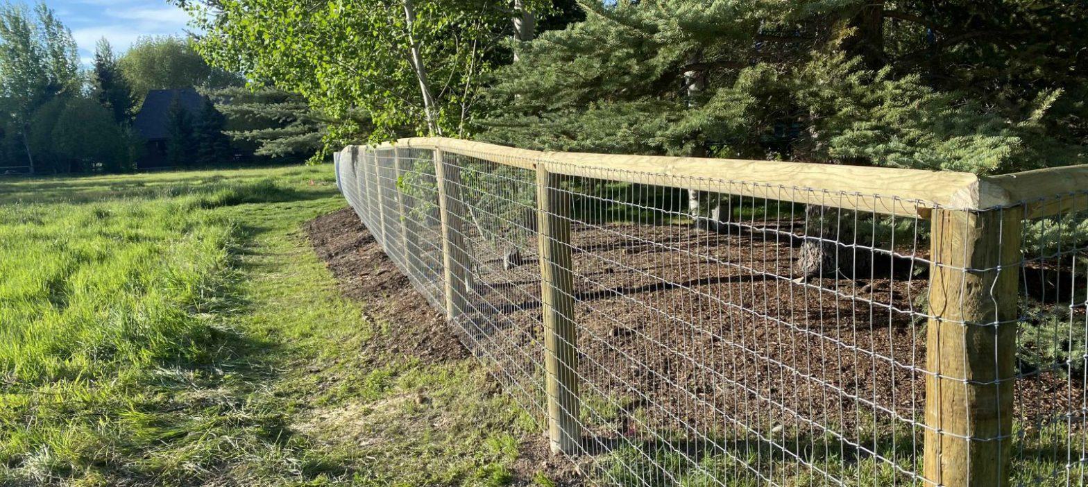 Wyoming DIY Fences: How We Help