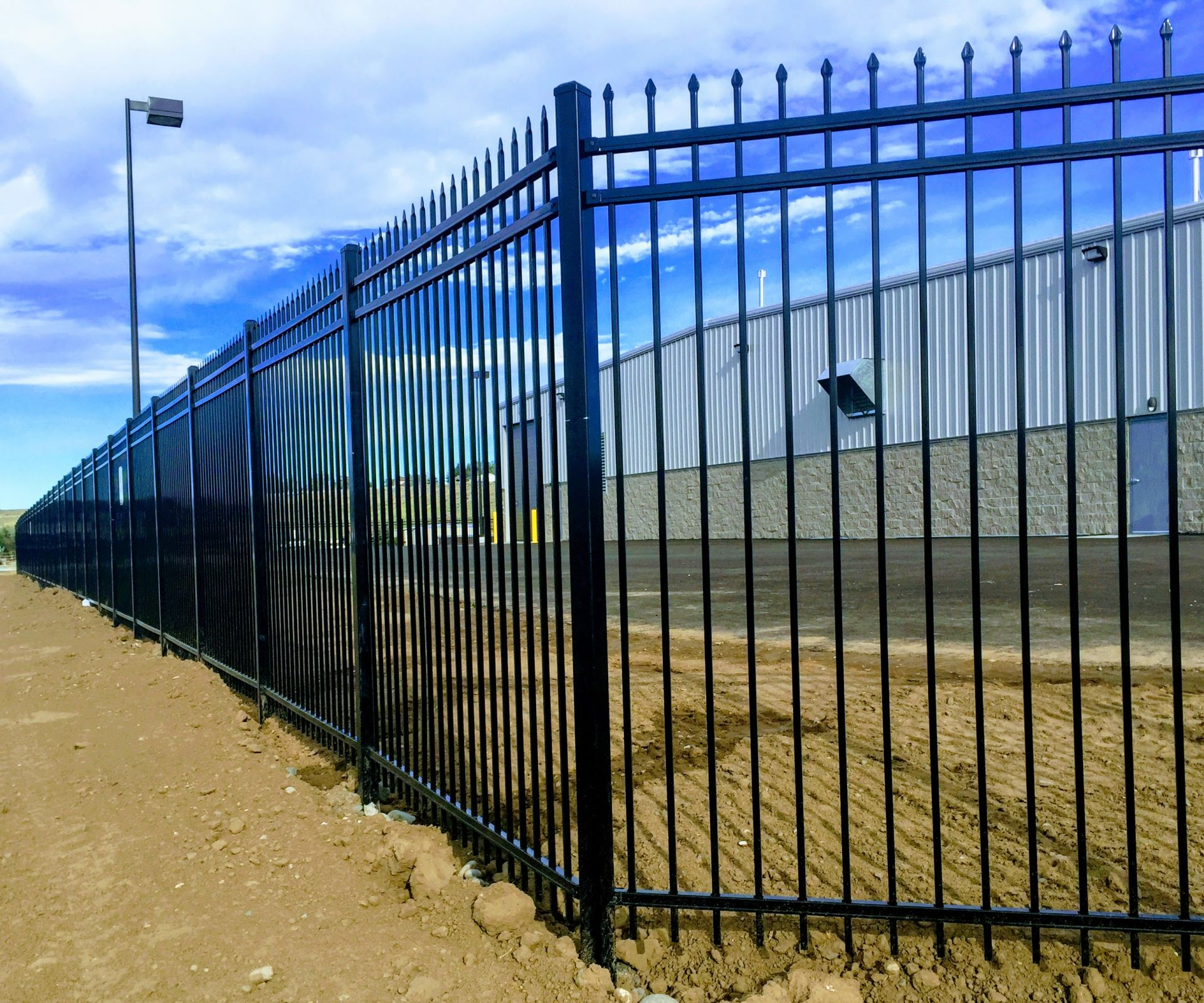 Wyoming Commercial Fencing